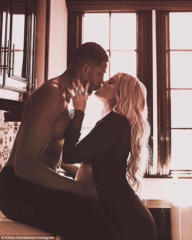 Tristan Thompson opens up about daughter True for the first time