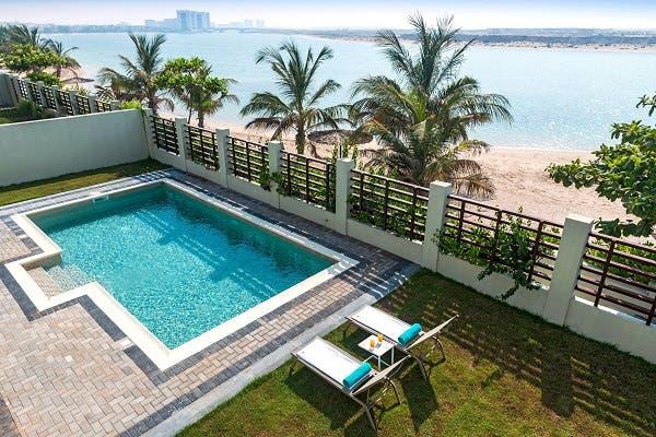 Jannah Resort Villas Ras Al Khaimah Presents The First Temperature Controlled Swimming Pools
