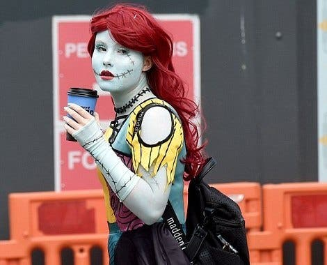 Cosplayer at MCM Comic Con (Shutterstock/File Photo)