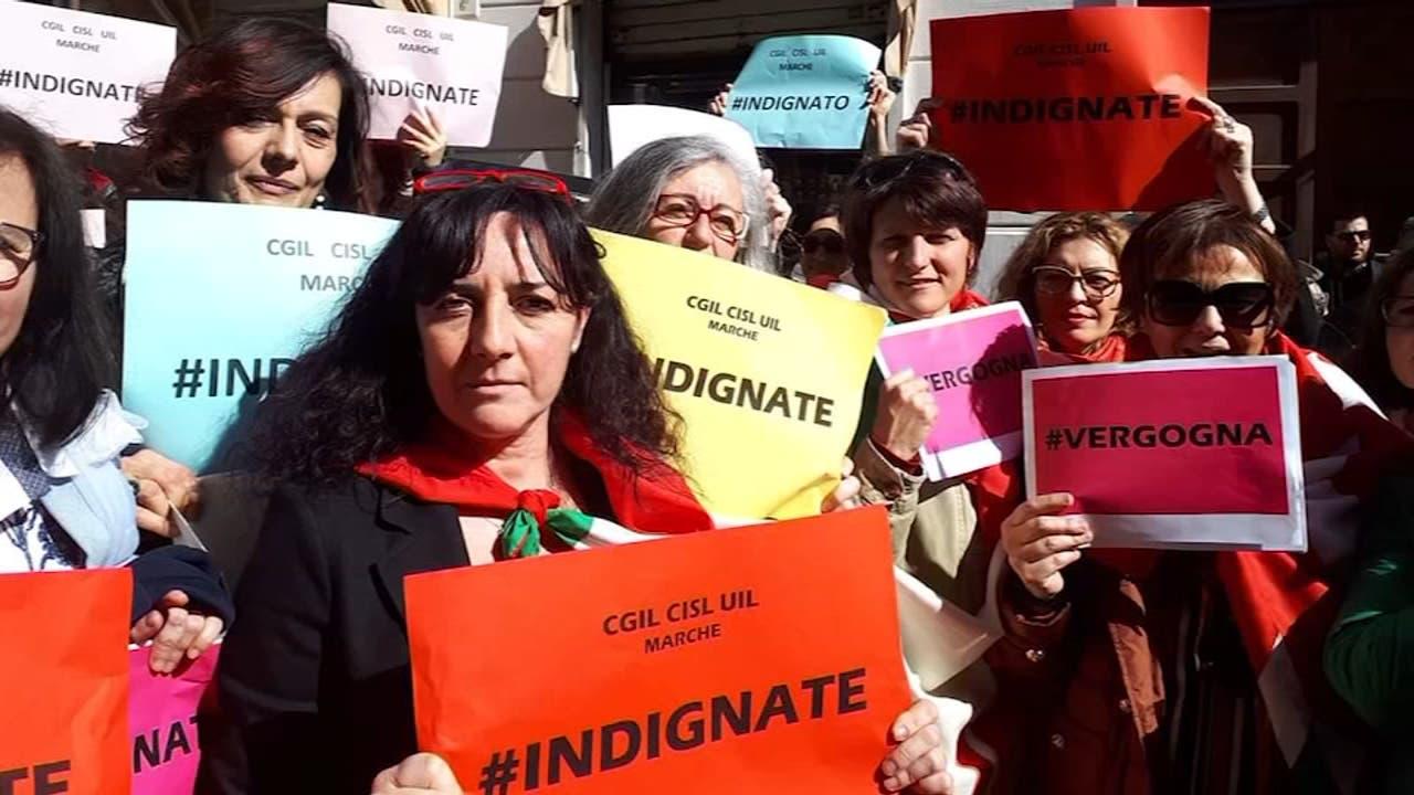الضحية قبيحة للغاية ... غضب في إيطاليا بعد تبرئة رجلين من تهمة اغتصاب!   البوابة