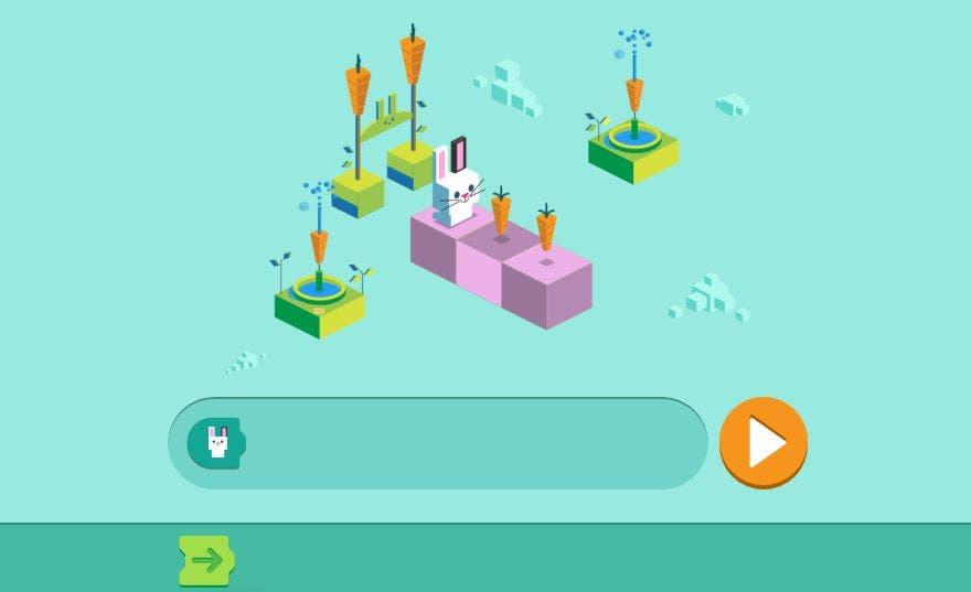 غوغل يحتفي بلغات البرمجة للأطفال للمرة الأولى   البوابة
