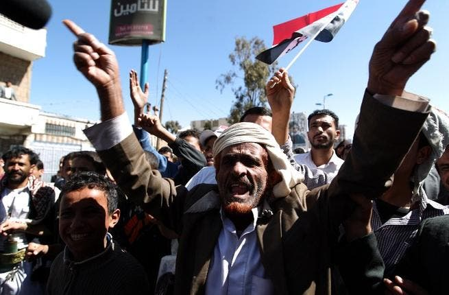 Age is no obstacle to activism in Yemen (picture used for illustrative purposes only).