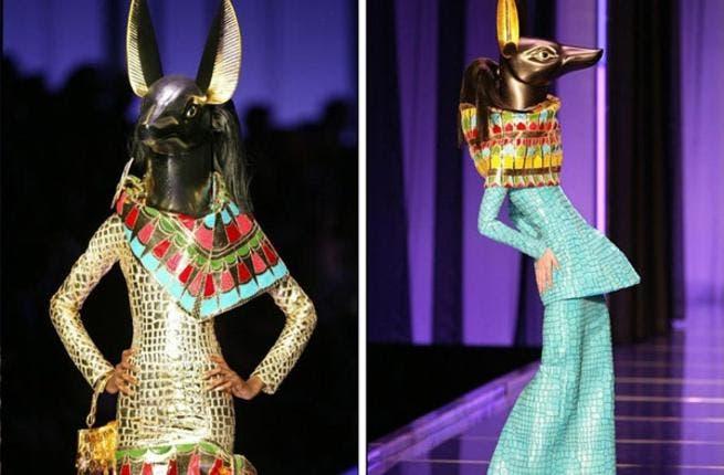 Egypt Finds Its Identity Through Fashion Al Bawaba