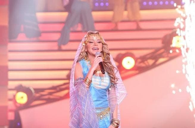 Razan Moghrabi is a lady with a past.