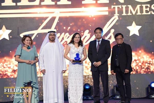 مرة جديدة الفطيم تويوتا تحقق فوزاً مرموقاً في جوائز ذا فلبينو تايمز   البوابة