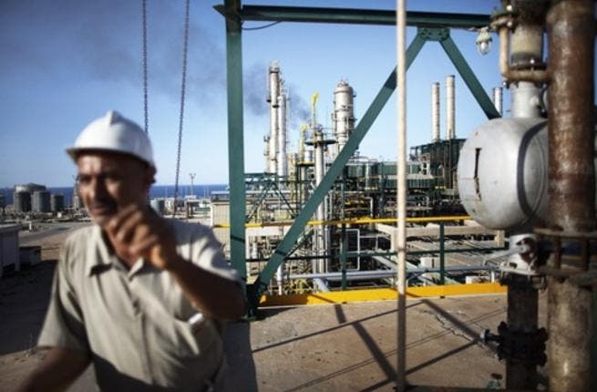 Political turmoil in Libya has been detrimental to the country's political-and economic-prosperity, with oil output barely half of its usual output (Marco Longari/AFP)