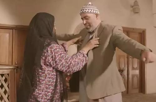 ناصر في مسلسل كحل أسزد قلب ابيض