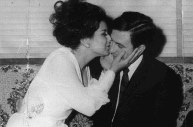 In 1970, Soad Hosni was married to film director Ali Badrakhan; this marriage lasted a healthy eleven years.  He took credit for 'improving' and educating the otherwise unfinished, poorly educated woman. He raised her a level in acting and life.