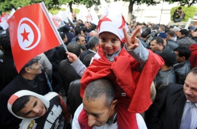 عام على ثورة تونس.