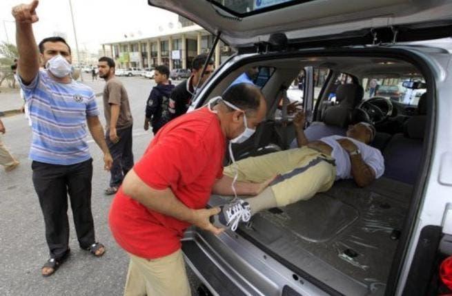 Riots in Bahrain