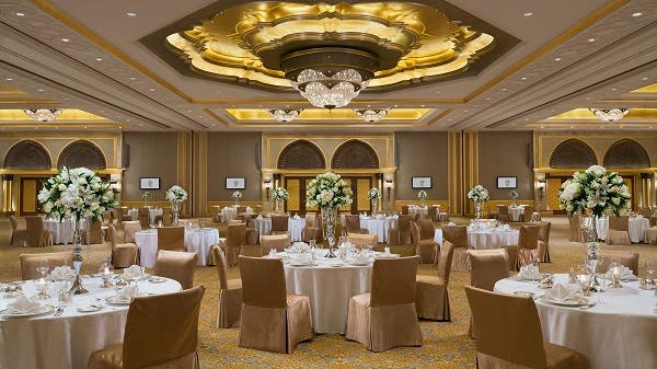 Emirates Palace Wins Best Venue For Big Fat Weddings At