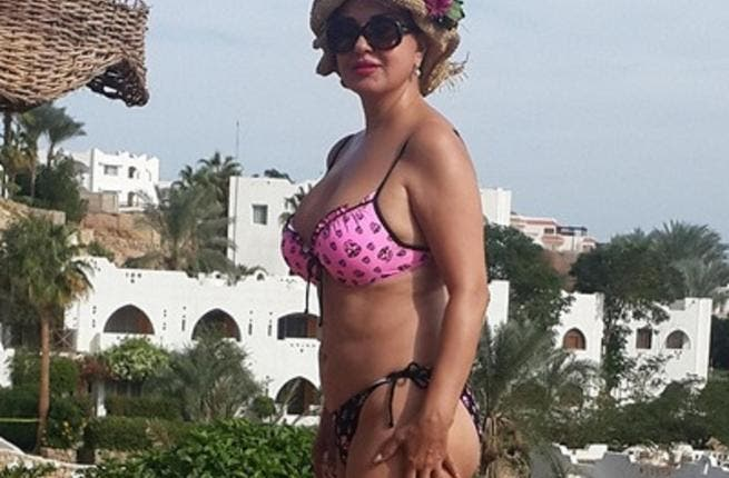 Ghada abdel razek nude photos and video leaked 8