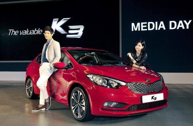 Kia Motors produces over 2.7 million vehicles a year in 13 manufacturing and assembly operations in five countries