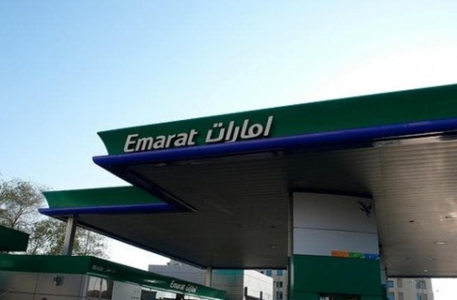 One of Emarat's stations in UAE