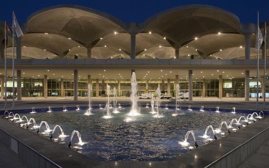 Jordan's Queen Alia International Airport Completes Phase