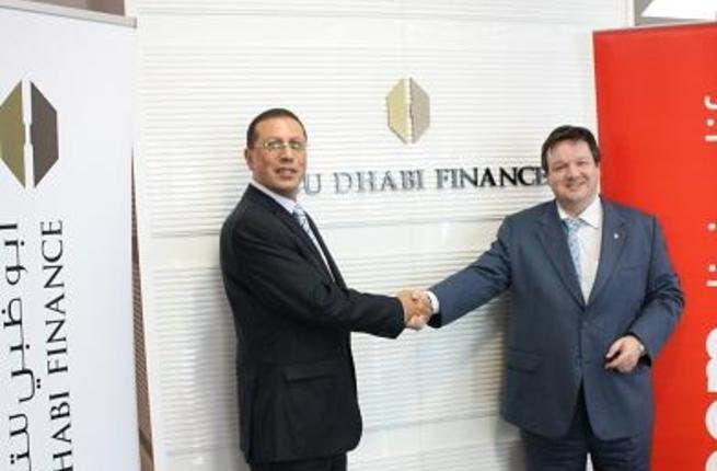 Abu Dhabi Finance and Bloom Properties.