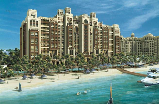 Fairmont Palm Jumeirah hotel project