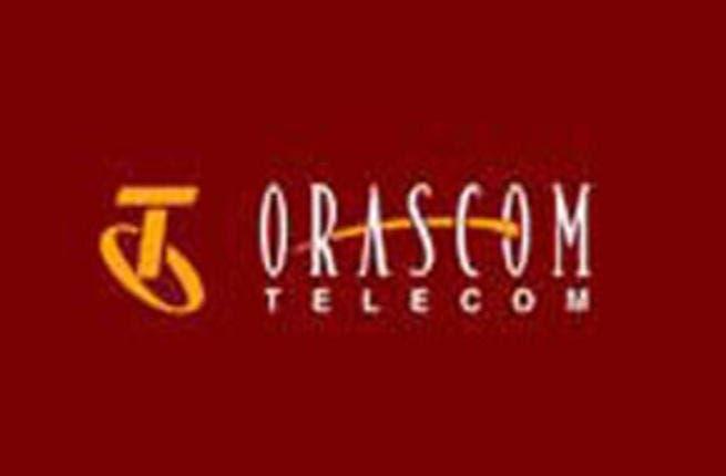 Orascom Telecom .