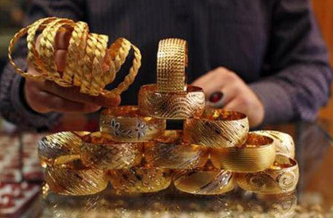 Gold closed at $1,470.75 an ounce on Sunday. But the jewellery trade believes there is another spurt of buying at the retail level starting from last weekend and lasting all the way to May 13