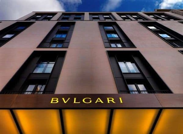 Bvlgari Apartments To Bring A Touch Of Bling To Dubai S