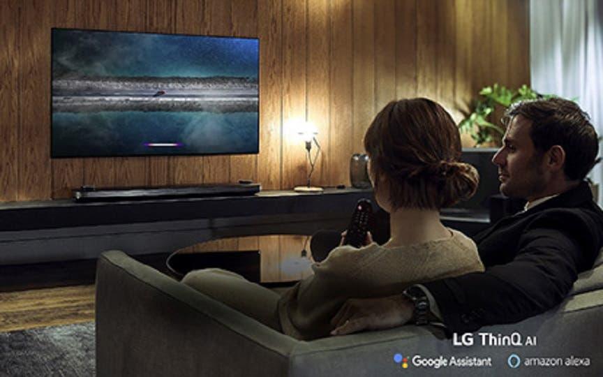 إل جي تبدأ الطرح العالمي لمجموعة تلفزيوناتها الجديدة للعام 2019     البوابة