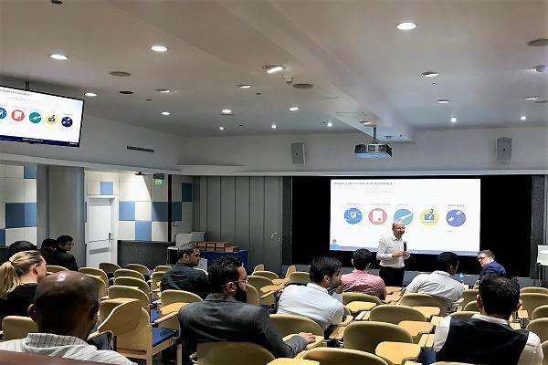 مايكروسوفت تعقد أول اجتماع لخبراء مراكز البيانات في المنطقة بإمارة دبي   البوابة