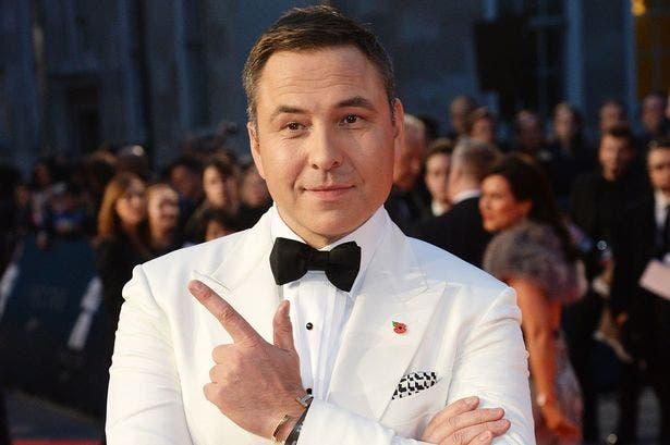 david walliams play