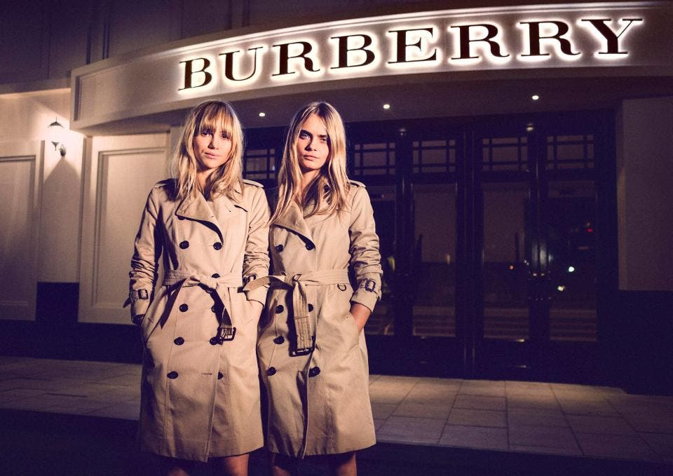 Luxury Brand Burberry Destroys Millions of Worth of Products to Stay