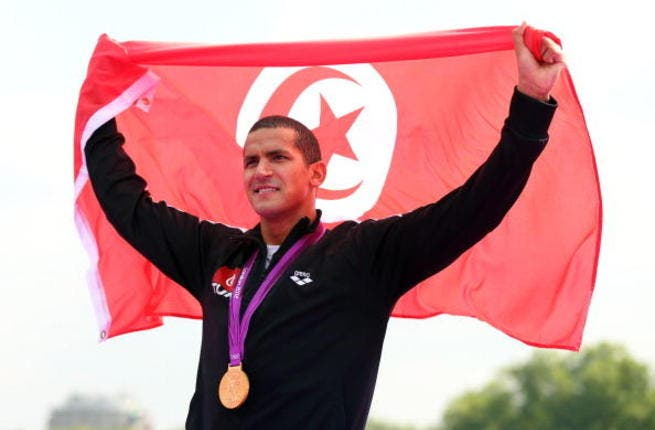 Tunisia: The Tunisians were the stars of the stamina events taking 1 gold, 1 silver and 1 bronze in swimming and steeplechase. Star swimmer Oussama Mellouli was the comeback kid, taking gold in the 10K after his drugs scandal five years ago. That gives him a second gold to his collection on the back of his win at Beijing.