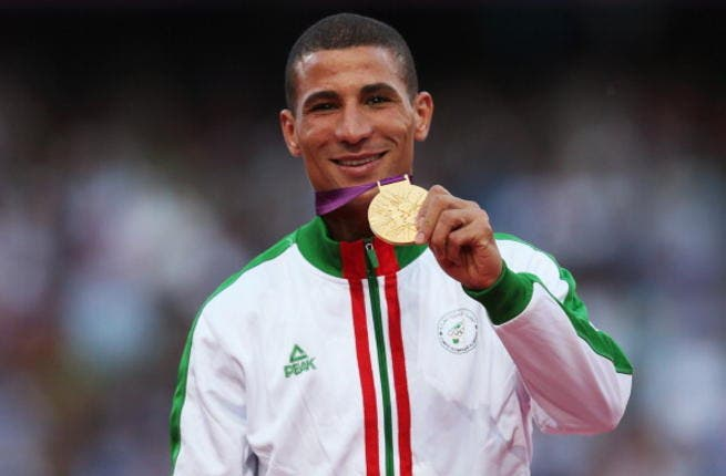 Algeria: Taoufik Makhloufi was this North African nation's Olympic hero, getting their only medal - but a gold at that - at the middle distance1500 meters. The runner only recently switched up from 800m but the extra laps clearly suited him.