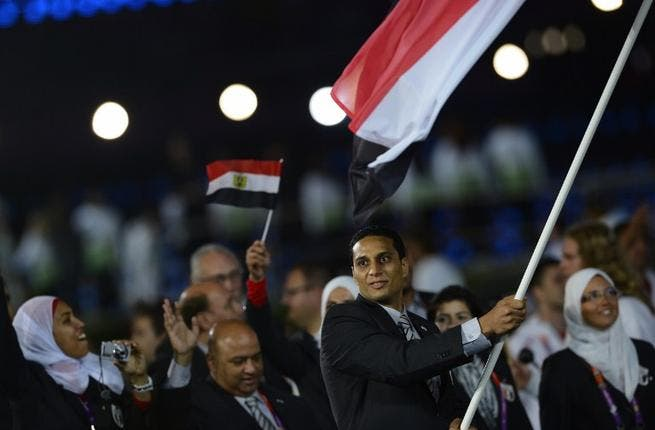 Egypt - the shining light of the Middle East whether in film, learning or revolutions is also, it turns out, the seat of sport triumphs in the Games: So far the Land of the Pharaohs have clocked up 24 medals: 7 gold, 7 silver,10 bronze