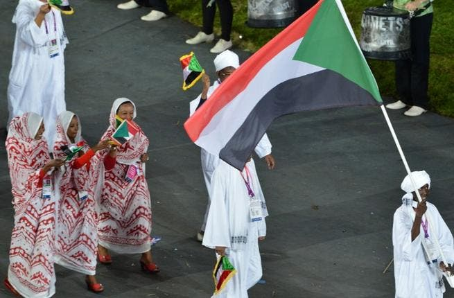 Sudan wants to add feathers to a limited cap so far of a single medal: 0 Gold, 1 Silver, 0 Bronze.