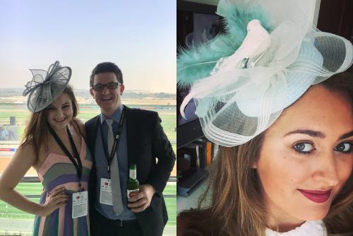 قبعات الحسناوات في كأس دبي العالمي  2018