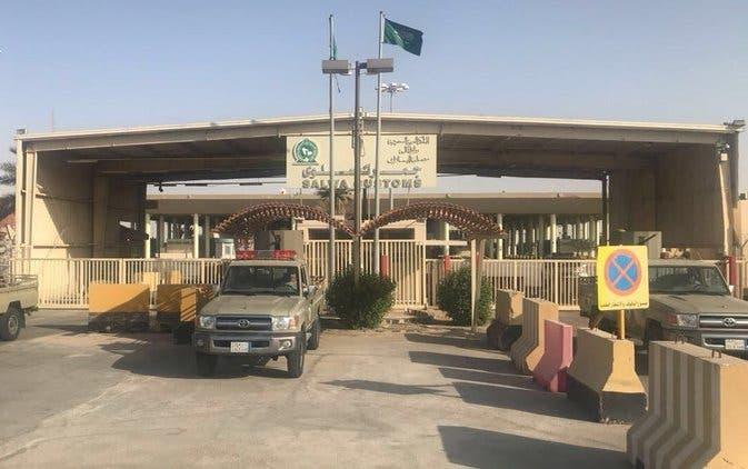 حرس الحدود السعودي غداة تسلمه منفذ سلوى