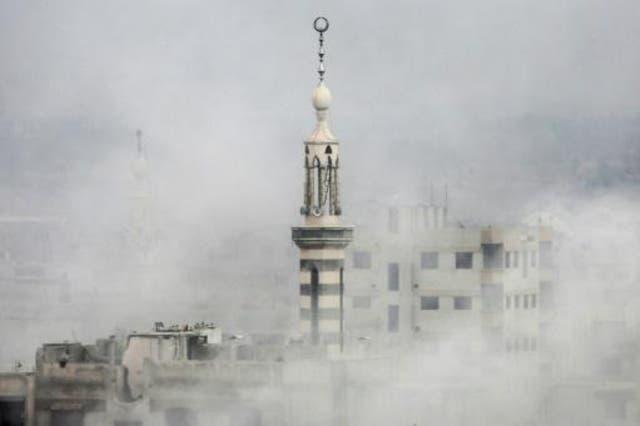 الأمم المتحدة تدعو لتجنب استهداف المدنيين في دمشق والغوطة الشرقية   البوابة