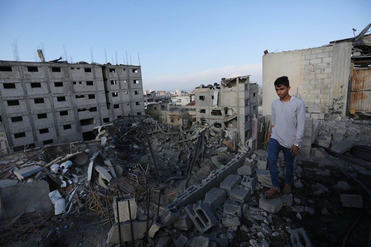 أنباء عن اتفاق على وقف إطلاق النار بين اسرائيل والفصائل في غزة