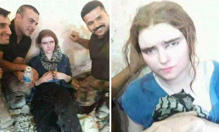 العراق يحكم على ألمانية بالسجن 6 أعوام لإدانتها بالانتماء لداعش   البوابة