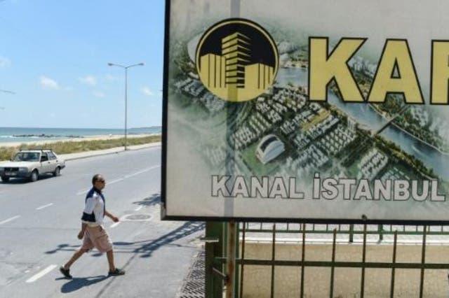 شق قناة اسطنبول مشروع ضخم آخر يحلم به اردوغان   البوابة