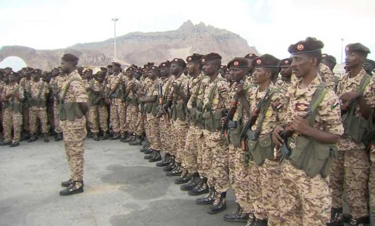 السودان يعلن سقوط قتلى من جنوده المشاركين في حرب اليمن   البوابة