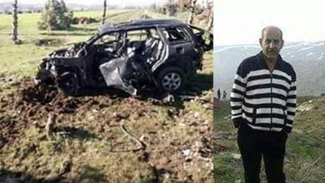 قتيل بالقنيطرة السورية في غارة لطائرة اسرائيلية بدون طيار