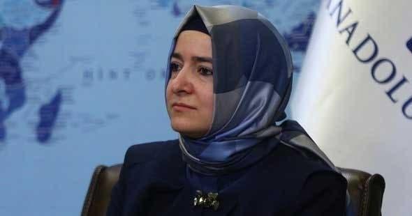 هولندا تحتجز وزير الأسرة التركية