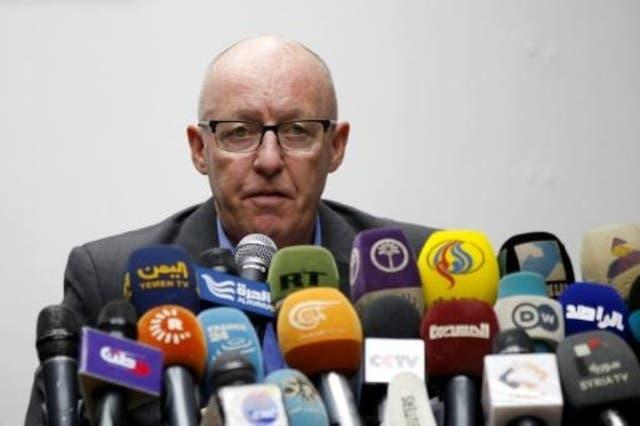منسق الامم المتحدة الانساني في اليمن يترك منصبه   البوابة