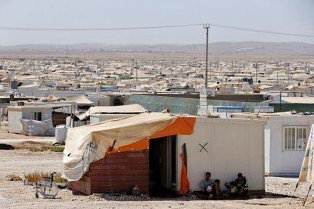 الأردن ليس قادرا على استقبال مزيد من اللاجئين السوريين