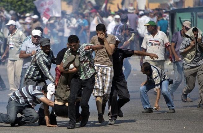 Cairo clashes erupt post-Morsi (Image Mahmud Hams / AFP)
