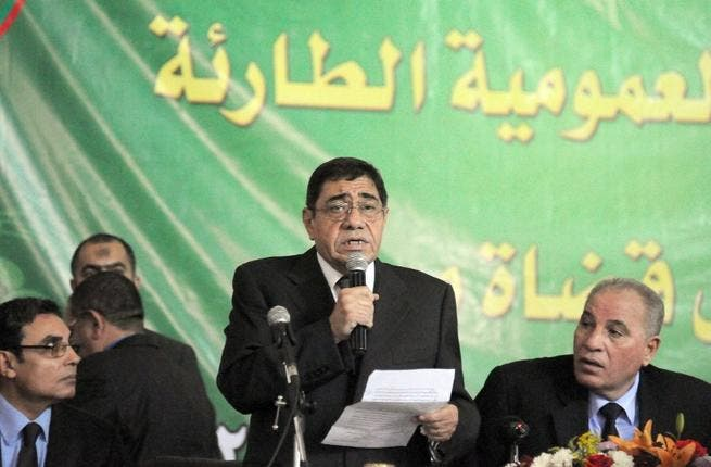 Abdel Meguid Mahmud was sacked last year but a court overturned the decision on Wednesday