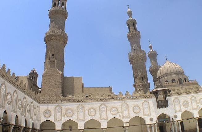 Al-Azhar Mosque in Cairo. Photo for Illustrative Purposes Only (Source: Commons Wikimedia/Daniel Mayer)