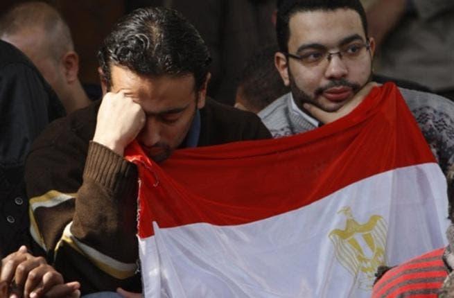Egypt revolt