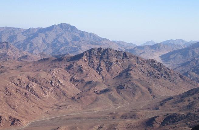 Mount Sinai (Commons Wikimedia/Ian Sewell)