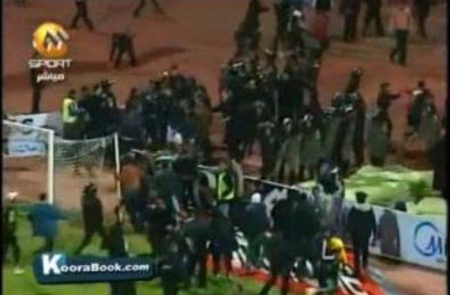 Soccer riots