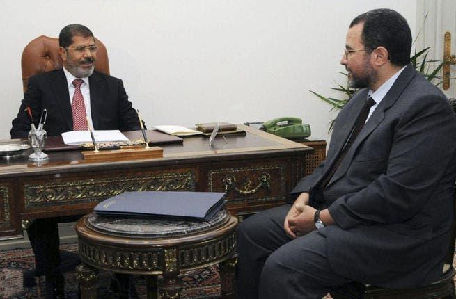 Qandil and Morsi